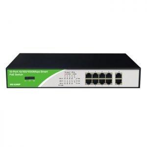 Gigabit 10port Switch PoE Wis-SG900P | SWITCHES | elabstore.gr