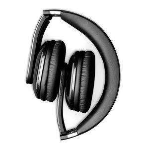 ENERGY SISTEM headphones BT5+, Bluetooth, NFC, με μικρόφωνο, 40mm, μαύρα | Αξεσουάρ κινητών | elabstore.gr