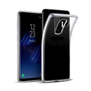 POWERTECH Θήκη Ultra Slim για Samsung Galaxy S9 Plus, διάφανη | Αξεσουάρ κινητών | elabstore.gr