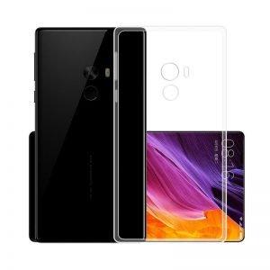 POWERTECH Θήκη Ultra Slim για Xiaomi Mi Mix 2, διάφανη | Αξεσουάρ κινητών | elabstore.gr