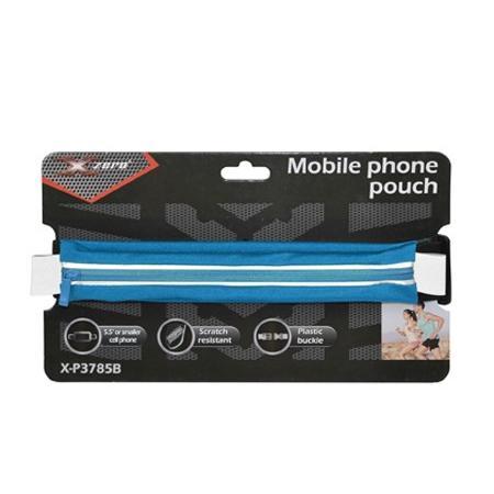 "VAKOSS Θήκη μέσης για Smartphone X-P3785B, έως 5,5"", Blue | Αξεσουάρ κινητών | elabstore.gr"