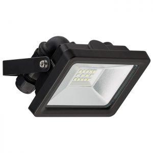 59001 LED OUTDOOR FLOODLIGHT BLACK 10W 830lm   ΦΩΤΙΣΜΟΣ / ΗΛΕΚΤΡΟΛΟΓΙΚΑ   elabstore.gr