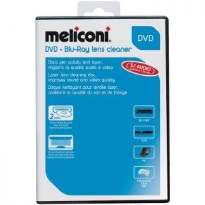 MELICONI DVD BLUE RAY LENS CLEANER | ΕΙΚΟΝΑ / ΗΧΟΣ | elabstore.gr