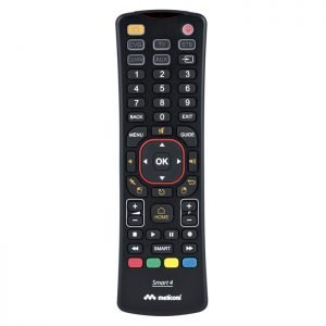 MELICONI SMART 4 REMOTE CONTROL / KEYBOARD / AIRMOUSE | ΕΙΚΟΝΑ / ΗΧΟΣ | elabstore.gr