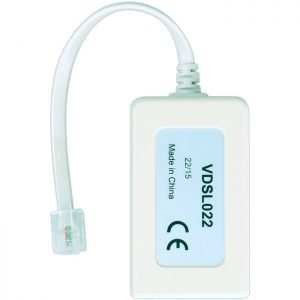 VDSL022 SPLITTER VDSL PSTN | ΚΑΛΩΔΙΑ / ADAPTORS | elabstore.gr