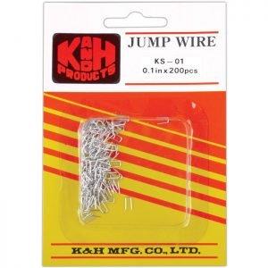 JMP-01 JUMPER WIRE 200-PACK PU 200P. KS-01 | ΗΛΕΚΤΡΟΝΙΚΑ / ΕΡΓΑΛΕΙΑ | elabstore.gr
