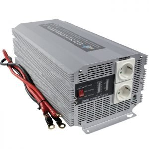 HQ-INVERTER 2500W/24V TO 230V | ΜΠΑΤΑΡΙΕΣ / ENERGY | elabstore.gr