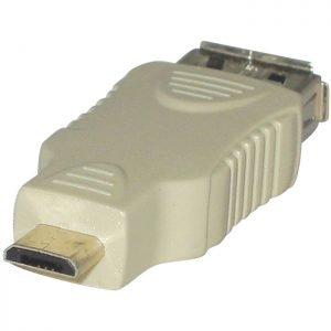 CMP-ADAP 34 USB ΘΗΛ. A - USB MICRO A ΑΡΣ. | ΚΑΛΩΔΙΑ / ADAPTORS | elabstore.gr
