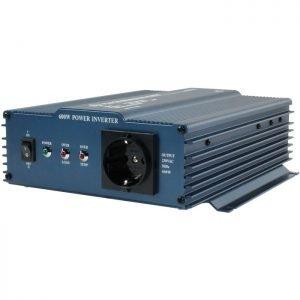 HQ-PURE 600/24  WAVE INVERTER 600 W | ΜΠΑΤΑΡΙΕΣ / ENERGY | elabstore.gr