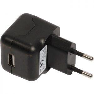 VLMB 11955B USB AC charger | ΜΠΑΤΑΡΙΕΣ / ENERGY | elabstore.gr