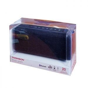 ΤHOMSON Φορητό ηχείο WS04N, Βluetooth, AUX in, 20W, 2200mAh, μαύρο | Συνοδευτικά PC | elabstore.gr