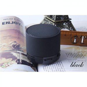 KISONLI Φορητό ηχείο K-S10, Bluetooth, SD/FM/Aux in, Handsfree, μαύρο | Συνοδευτικά PC | elabstore.gr