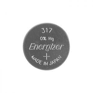 ENERGIZER 317 WATCH BATTERY | ΜΠΑΤΑΡΙΕΣ / ENERGY | elabstore.gr