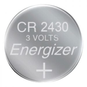 ENERGIZER CR2430/2TEM LITHIUM COIN F016478 | ΜΠΑΤΑΡΙΕΣ / ENERGY | elabstore.gr
