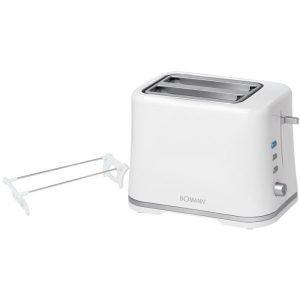 TA 1577 CB WHITE Automatic toaster 157703 | ΜΙΚΡΟΣΥΣΚΕΥΕΣ / ΕΠΟΧΙΑΚΑ / ΛΕΥΚΕΣ ΣΥΣΚΕΥΕΣ | elabstore.gr