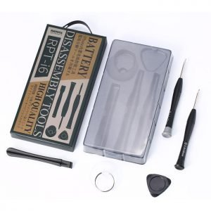 Screwdriver Battery Disassembly Tools Remax RPT-i6 | MOBILE COMPONENTS | elabstore.gr