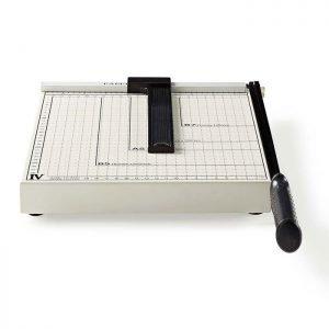 NEDIS PACU110A4 Paper Cutting Machine, A4 Size, Metal Blade | ΗΛΕΚΤΡΟΝΙΚΑ / ΕΡΓΑΛΕΙΑ | elabstore.gr