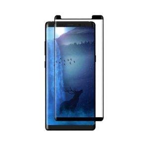 POWERTECH Tempered Glass 3D για Samsung Note 9, mini, full glue, μαύρο | Αξεσουάρ κινητών | elabstore.gr