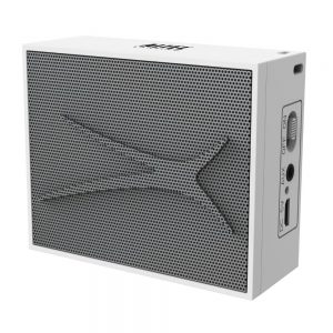 ALTEC LANSING φορητό ηχείο Pocket Urban Sound, 2W, Aux, λευκό   Συνοδευτικά PC   elabstore.gr
