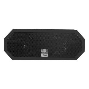 ALTEC LANSING φορητό ηχείο Jacket H2O, IP67, αντικραδασμικό, μαύρο   Συνοδευτικά PC   elabstore.gr