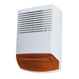 Σειρήνα εξωτερικού χώρου BS-1W, LED, Orange | Συναγερμοί | elabstore.gr