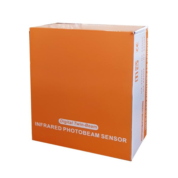 Φωτοηλεκτρικός ανιχνευτής 2 δεσμών DS-150HDF, εμβέλεια 150m | Συναγερμοί | elabstore.gr