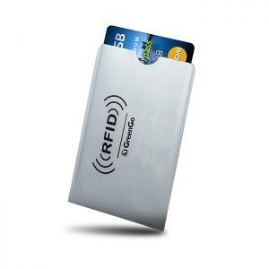 GREENGO Θήκη Paypass προστασίας ασύρματης ανάγνωσης πιστωτικών καρτών | Gadgets | elabstore.gr
