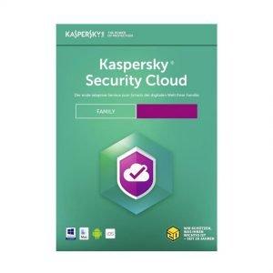 KASPERSKY Security Cloud, 20 συσκευές, 20 χρήστες, 1 έτος, English   Software   elabstore.gr