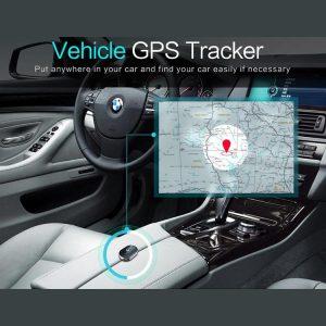 Mini GPS Eντοπισμού Θέσης Q60, 400mAh, Αδιάβροχο, Black   GPS   elabstore.gr