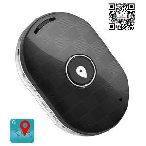 Mini GPS Eντοπισμού Θέσης Q60, 400mAh, Αδιάβροχο, Black | GPS | elabstore.gr
