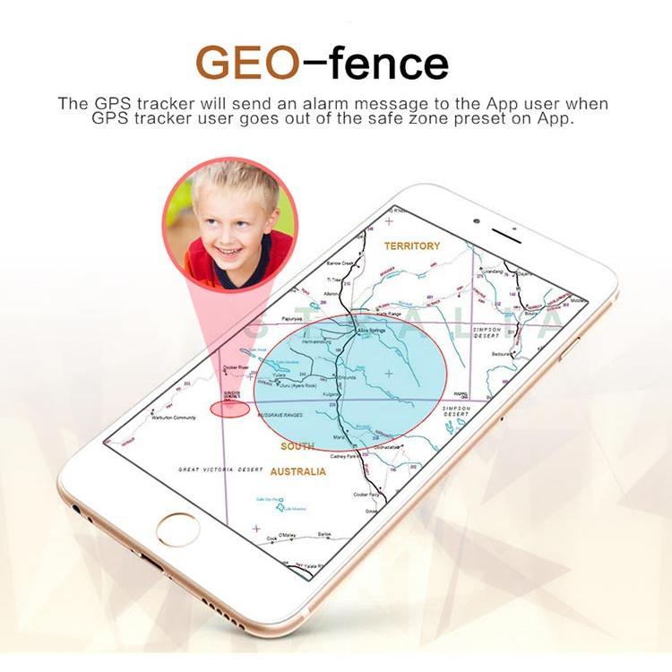 Mini GPS Eντοπισμού Θέσης Q60, 400mAh, Αδιάβροχο, Blue | GPS | elabstore.gr
