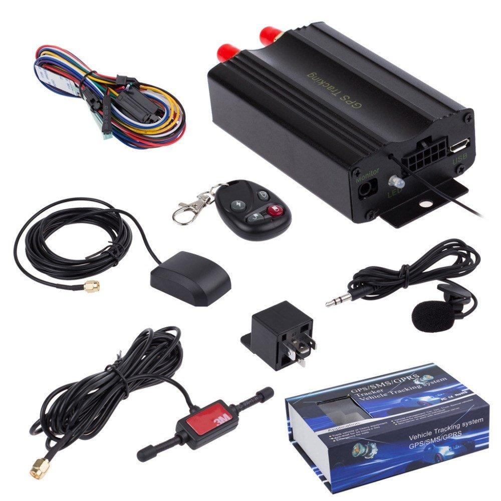 COBAN GPS Tracker Αυτοκινήτου TK103B, GPS & GSM/GPRS | GPS | elabstore.gr