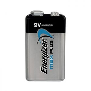 ENERGIZER 9V-6LR61 MAX PLUS F016584   ΜΠΑΤΑΡΙΕΣ / ENERGY   elabstore.gr