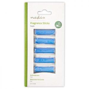 NEDIS VCFS110FRE Vacuum Cleaner Fragrance Sticks, Fresh, 5 pieces | ΜΙΚΡΟΣΥΣΚΕΥΕΣ / ΕΠΟΧΙΑΚΑ / ΛΕΥΚΕΣ ΣΥΣΚΕΥΕΣ | elabstore.gr