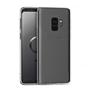 IPAKY Θήκη Effort TPU & tempered glass για Samsung A8 2018, διάφανη   Αξεσουάρ κινητών   elabstore.gr