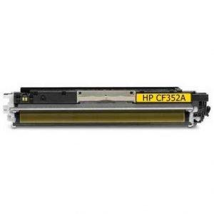 Συμβατό TONER  για HP, CF352, Yellow, 1K | Toner - Ribbon Μελάνια | elabstore.gr