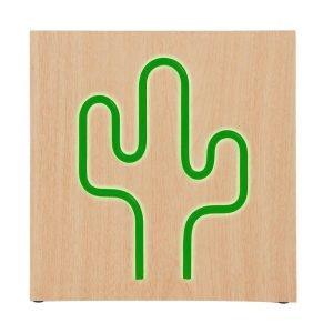 BIGBEN ηχείο Cactus Neon, 15W, bluetooth, ξύλο | Συνοδευτικά PC | elabstore.gr