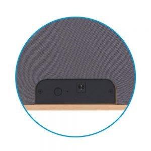 BIGBEN ηχείο Flamingo Neon, 15W, bluetooth, ξύλο | Συνοδευτικά PC | elabstore.gr