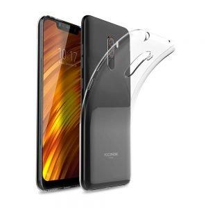 POWERTECH Θήκη Ultra Slim για Xiaomi Pocophone F1, διάφανη | Αξεσουάρ κινητών | elabstore.gr