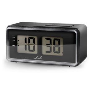 LIFE ACL-100 Alarm Clock Flip digits black | ΜΙΚΡΟΣΥΣΚΕΥΕΣ / ΕΠΟΧΙΑΚΑ / ΛΕΥΚΕΣ ΣΥΣΚΕΥΕΣ | elabstore.gr