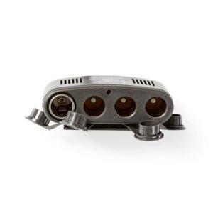 NEDIS DCPA003 Universal DC Power Adapter 5/12 VDC Car charger/USB 4-Way | ΗΛΕΚΤΡΟΝΙΚΑ / ΕΡΓΑΛΕΙΑ | elabstore.gr
