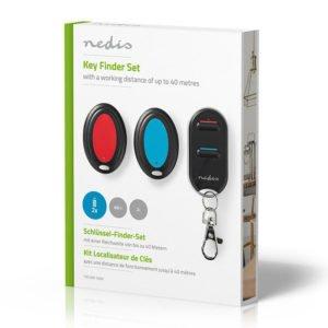 NEDIS TRCKRF10BK Tracker/Locator/Finder Works up to 40M Set of 2 | ΗΛΕΚΤΡΟΝΙΚΑ / ΕΡΓΑΛΕΙΑ | elabstore.gr