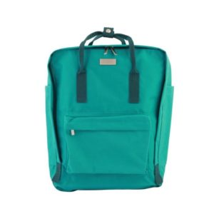 Double Laptop Backpack WK Blue WT-B10   15,6'' - 16''   elabstore.gr