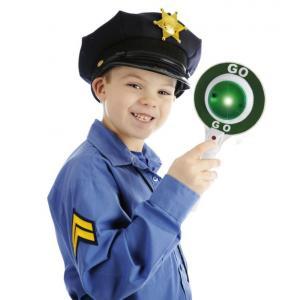 JAMARA Δίσκος σηματοδότησης αστυνομίας 460308, με φώς | Παιχνίδια | elabstore.gr