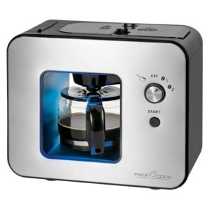 PC-KA 1152 PROFI COOK Coffee machine with grinder | ΜΙΚΡΟΣΥΣΚΕΥΕΣ / ΕΠΟΧΙΑΚΑ / ΛΕΥΚΕΣ ΣΥΣΚΕΥΕΣ | elabstore.gr