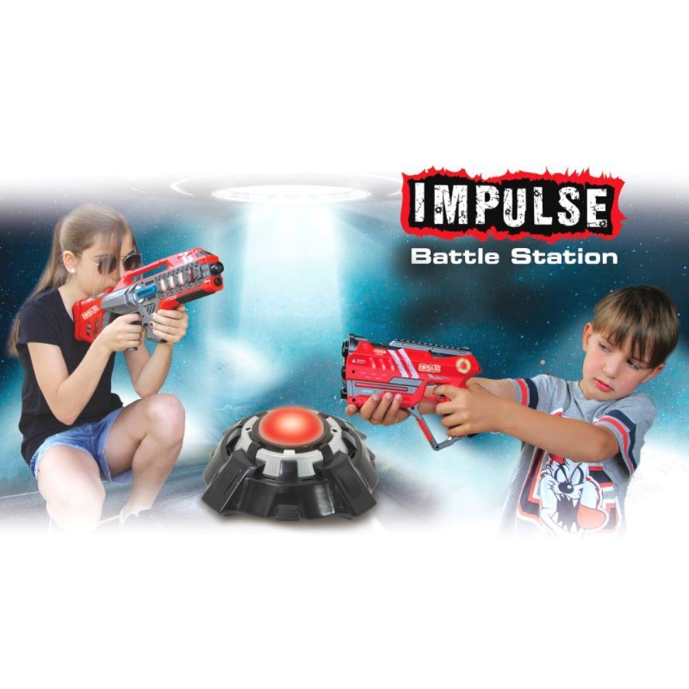 JAMARA Impulse Battle Station 410089, LED | Παιχνίδια | elabstore.gr