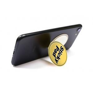 Sticky Pad για smartphone, πολλαπλών χρήσεων, Rosettes Black | Αξεσουάρ κινητών | elabstore.gr