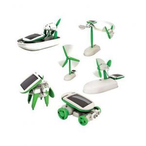 Εκπαιδευτικό robot kit AG211, 6 σε 1, Ηλιακό | Παιχνίδια | elabstore.gr