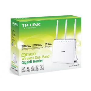 TP-LINK Ασύρματο Dual Band Gigabit Router AC1900, Ver. 1.0 | Δικτυακά | elabstore.gr