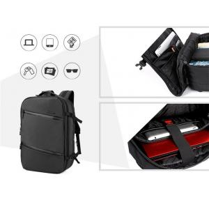 ARCTIC HUNTER τσάντα πλάτης B-00184, laptop, USB-3.5mm, αδιάβροχη, γκρι | Οικιακές & Προσωπικές Συσκευές | elabstore.gr